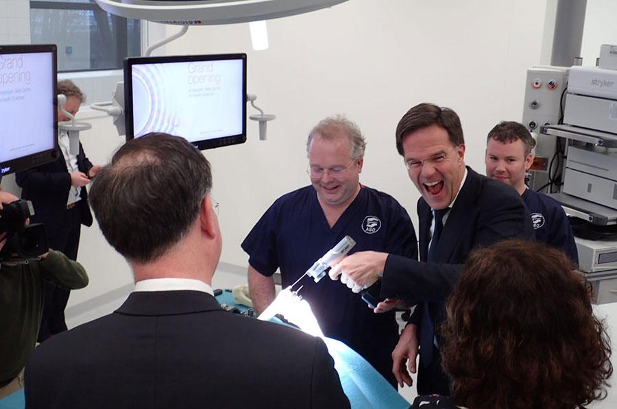 Prime-Minister-Mark-Rutte-and-mayor-Femke-Halsema-visit-ASC