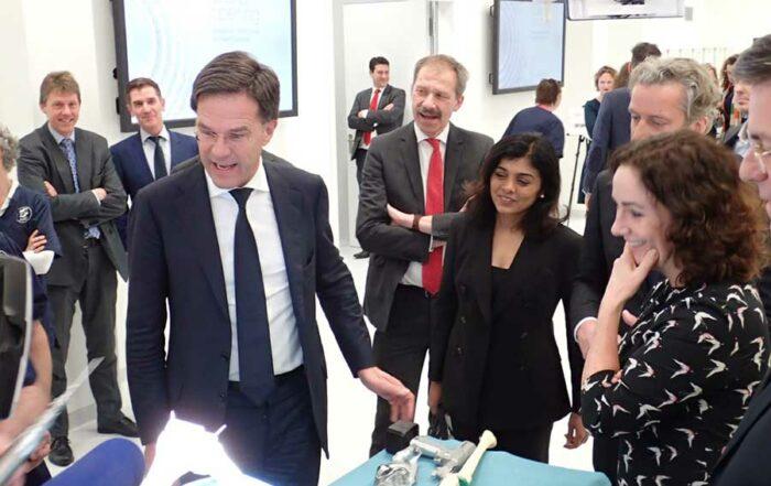 Prime Minister Visit ASC